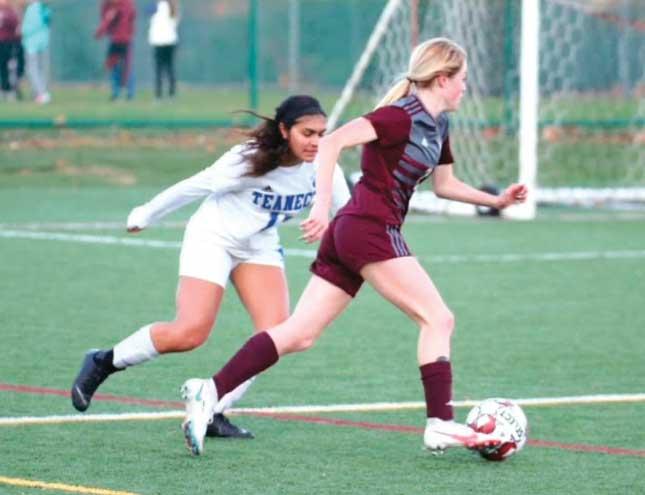 Nutley Athlete of the Month: Mackenzie Albert, girls varsity soccer