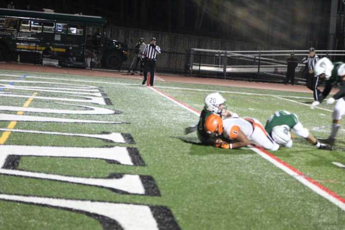 Orange Tornadoes blow past Livingston Lancers in hard-fought game