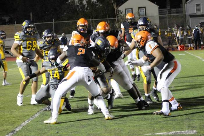 Orange outlasts Belleville in race to the finish