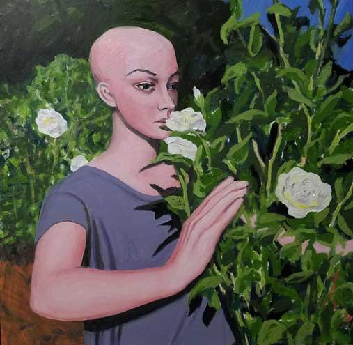 Montclair resident displays her art in West Orange