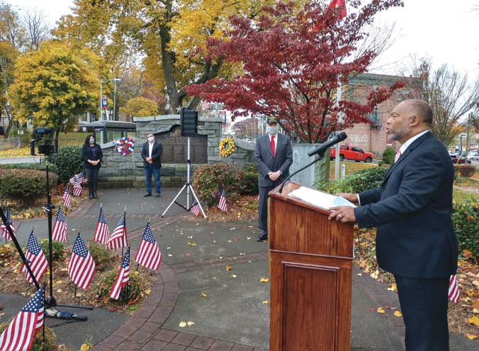 West Orange salutes its veterans