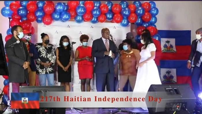 Irvington celebrates Haiti's 217th Independence Day