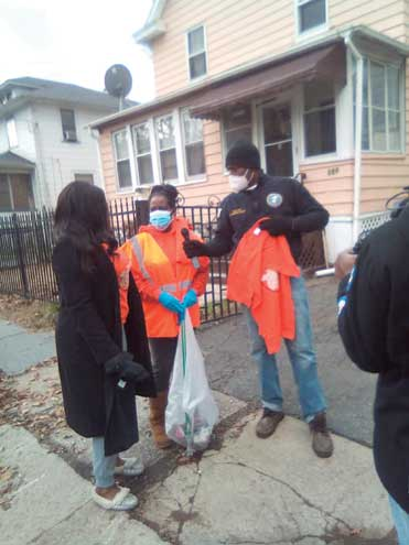 Orange celebrates the MLK Jr. holiday with Day of Service