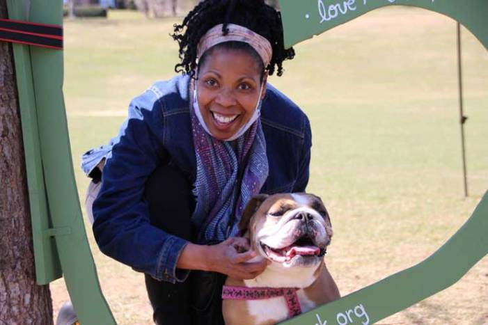 South Orange residents certainly love their pups and their park