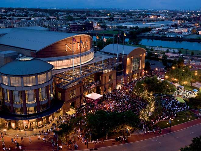 NJPAC to reopen for in-person performances this summer