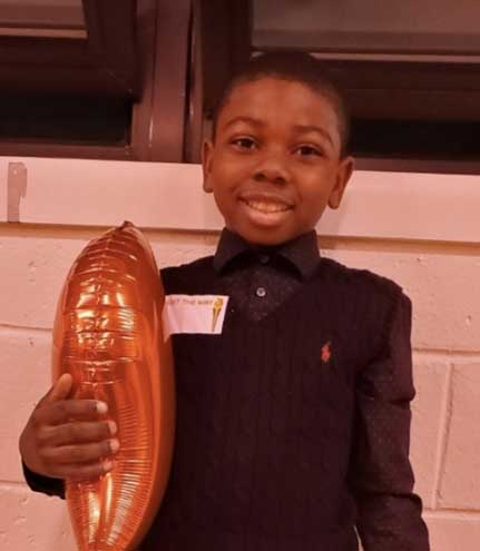 Orange third-grader wins NJAGC Distinguished Student Award for 2021