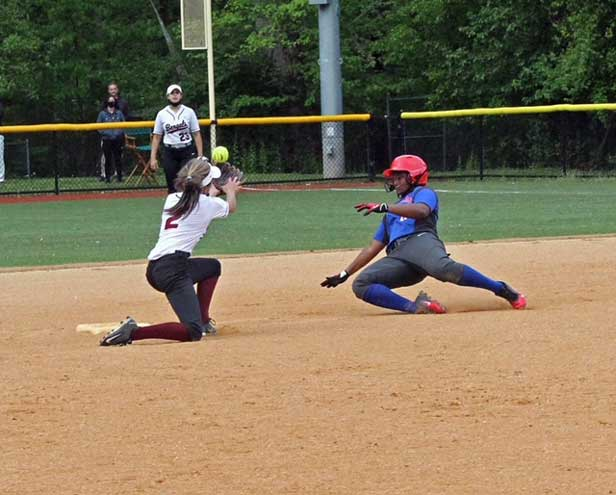 Bengals softball routs Jags in the prelim round of the Essex tourney