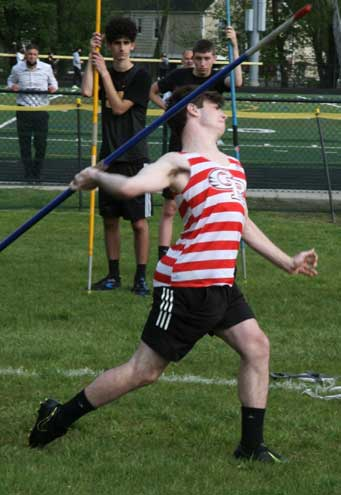 Glen Ridge track and field has strong showing against Cedar Grove