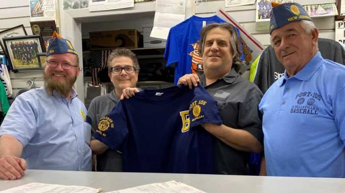 Belleville's American Legion sponsors youth baseball team