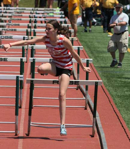Three Ridgers qualify for State Group 1 meet