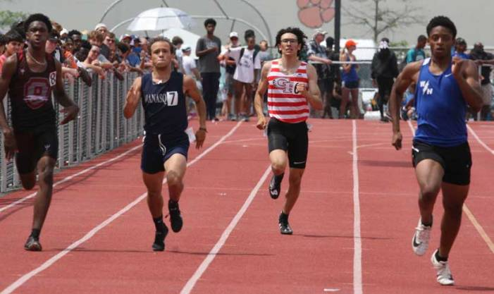 Ruggiero competes at Meet of Champions