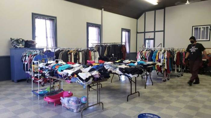 Community FoodBank of New Jersey plays key role in UCC food pantry expansion