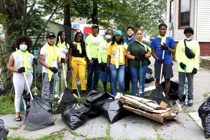 East Orange mayor launches anti-litter campaign to coincide with Summer Citywide Cleanup