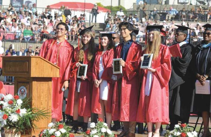 Columbia High School's Class of 2021 looks ahead to bright future