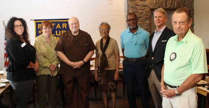 Montclair Rotary Club sets fundraising goal for centennial