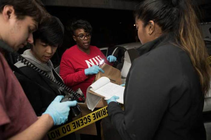 $1.4 million federal grant launches NJIT Forensic Science Initiative