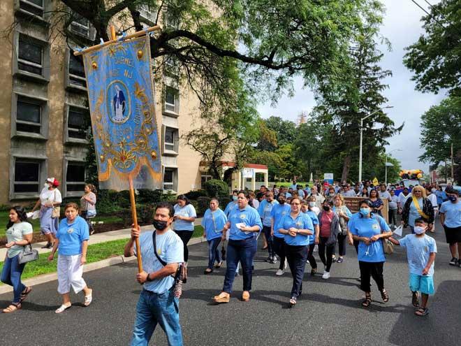 Orange parish launches jubilant 125th anniversary celebration