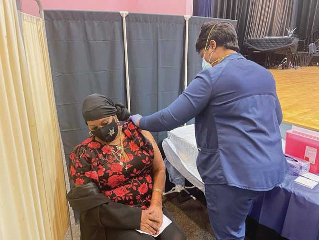 East Orange increases vaccination access and encourages indoor mask usage