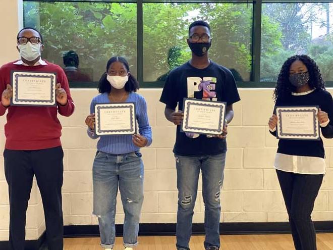 Five stellar high school grads receive Wilnora Holman scholarships