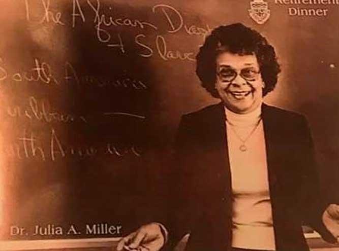 Seton Hall community hosts tribute to black history professor