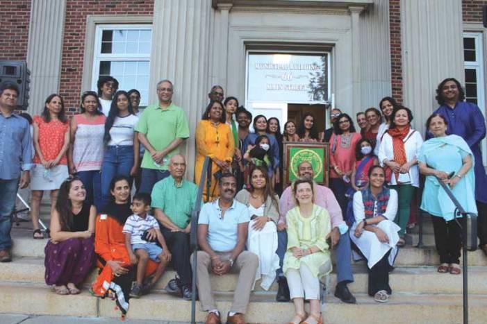 West Orange celebrates Indian independence at flag-raising ceremony