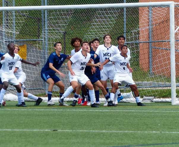 West Orange HS boys soccer edges MKA to improve to 4-0