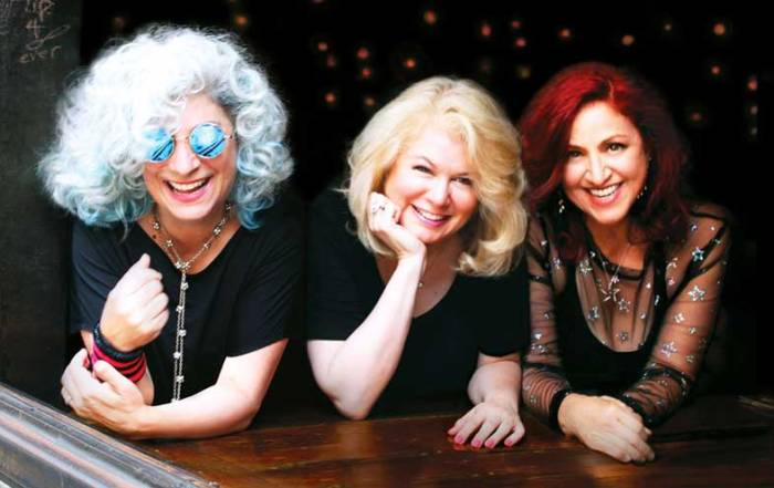 Church on the Green to present songwriting trio The Inspire Project