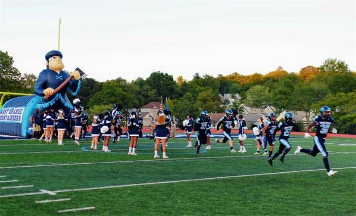 West Orange HS football team energized, wins first game