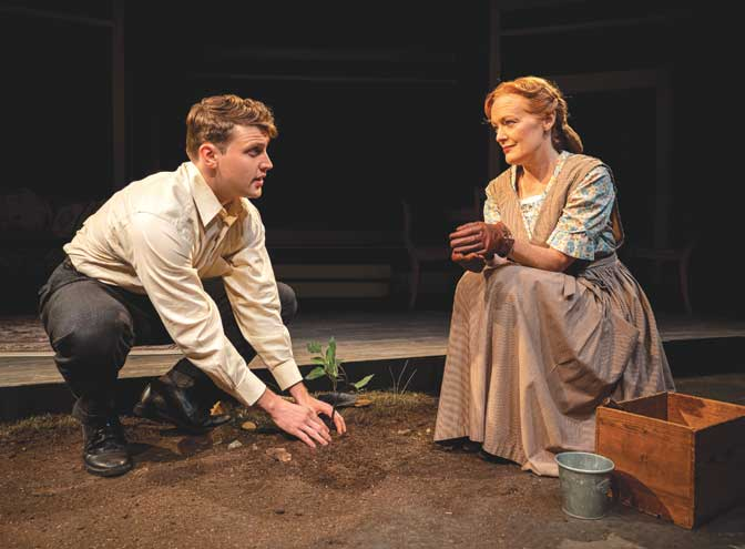 Play directed by Glen Ridge's Wooten deftly explores one family's relationships in 1933 Germany