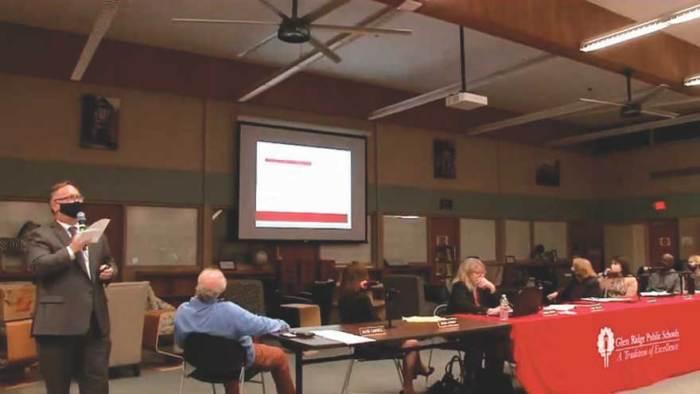 Phillips updates the Glen Ridge community on COVID-19 cases, response in the schools