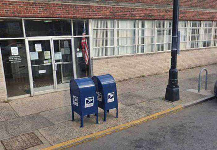 Irvington post office remains closed weeks after Tropical Storm Ida