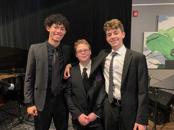 Rising jazz stars from Maplewood and New Providence to perform