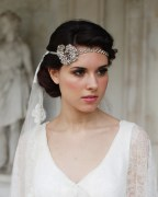 Cherished Camelia 1920s headpiece for Grove House shoot for Luella's Boudoir Photography Chanelle Segerius Bruce