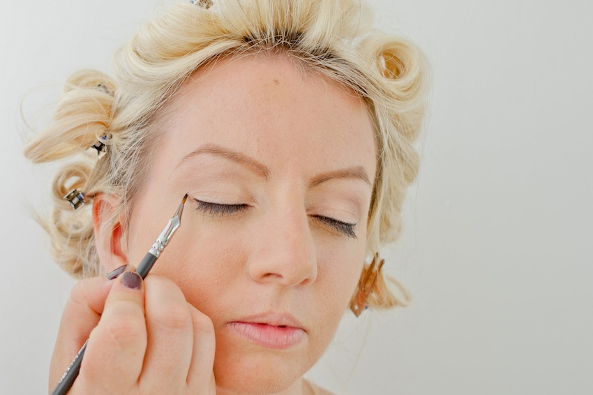 Feature Friday Marilyn Monroe DIY Make Up Tutorial  A