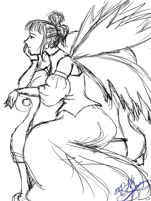 fairy chair lineart scaled