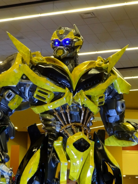 Bumblebee from Transformeres