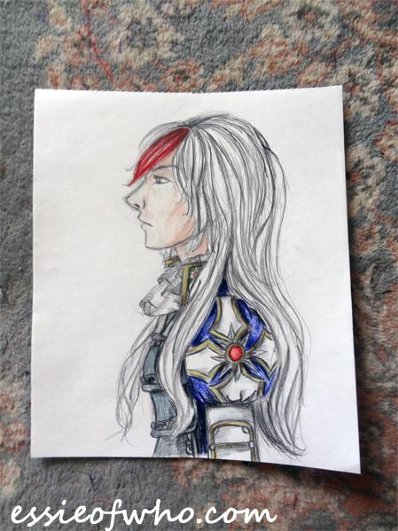 astha drawing