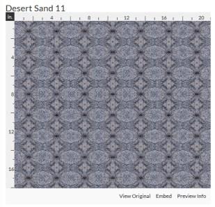 desert sand 11 fabric design