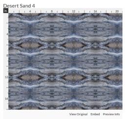 desert sand 4 fabric design