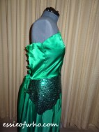 elsa frozen fever dress sequin progress (3)