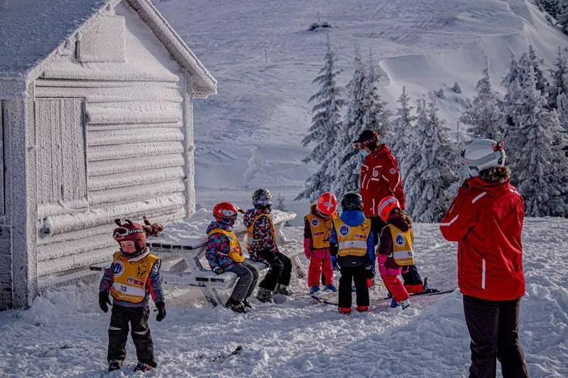 ecole suisse de ski cours Event