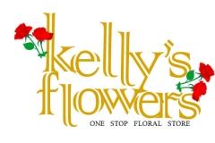 Kellys flowers logo