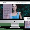 makeup artist web template