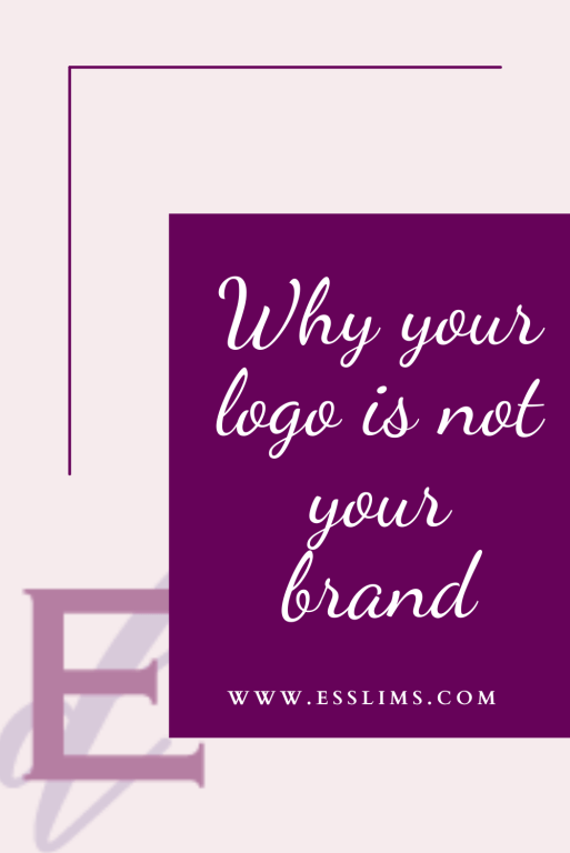 Why your logo is not your brand