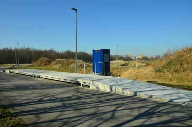 HE-ÜWS  Überflur-Straßenfahrzeugwaage