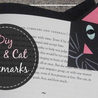 Dog & Cat Paper Bookmark Tutorial