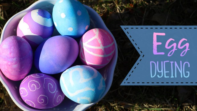 8 Fun Ways to Dye Easter Eggs!