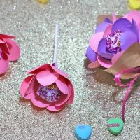Featured Projects Mini Sucker Flower BouquetGift I…