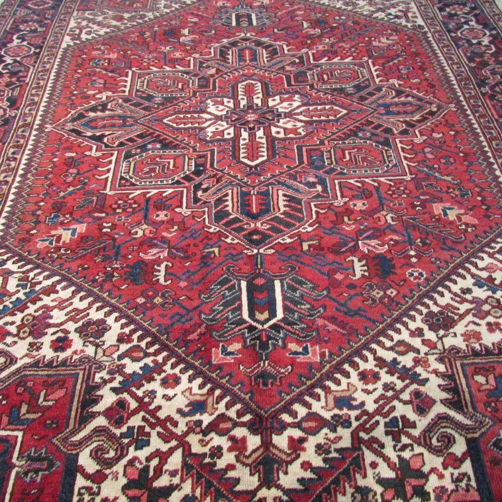 5050 Persian Heriz 8x10.6
