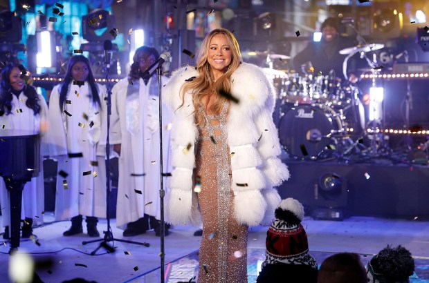 The eternally 12 reasons mariah carey is pops most underrated mariah carey performs during dick clarks new years rockin eve at times square on december 31 2017 in new york city photo by taylor hillfilmmagic malvernweather Choice Image